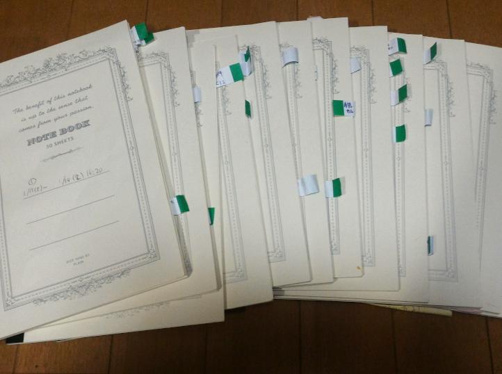 高次脳機能障害体験記録ノート